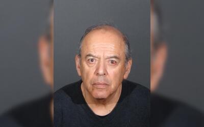 Paul López, de 72 años, fue arrestado bajo sospecha de com...
