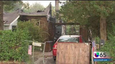 Dos ancianos mueren atrapados en vivienda incendiada