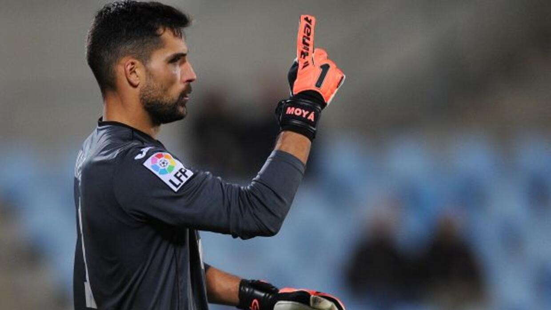 El arquero Moyá, otra de las nuevas caras del Atlético, asegura que el m...