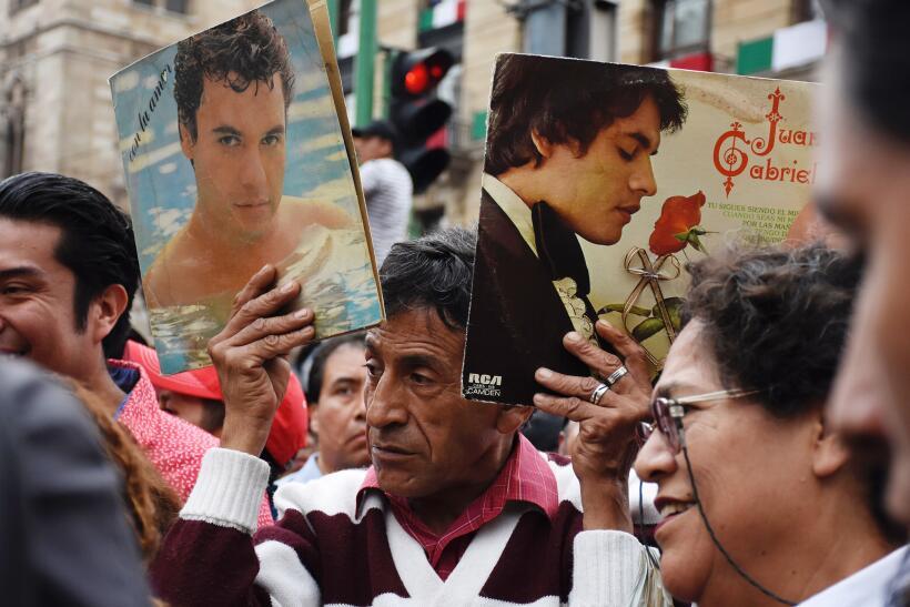 Adiós a Juan Gabriel