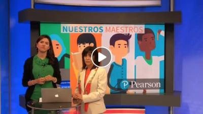 Conversaciones nuestros Maestros Maria Alexandra Vélez