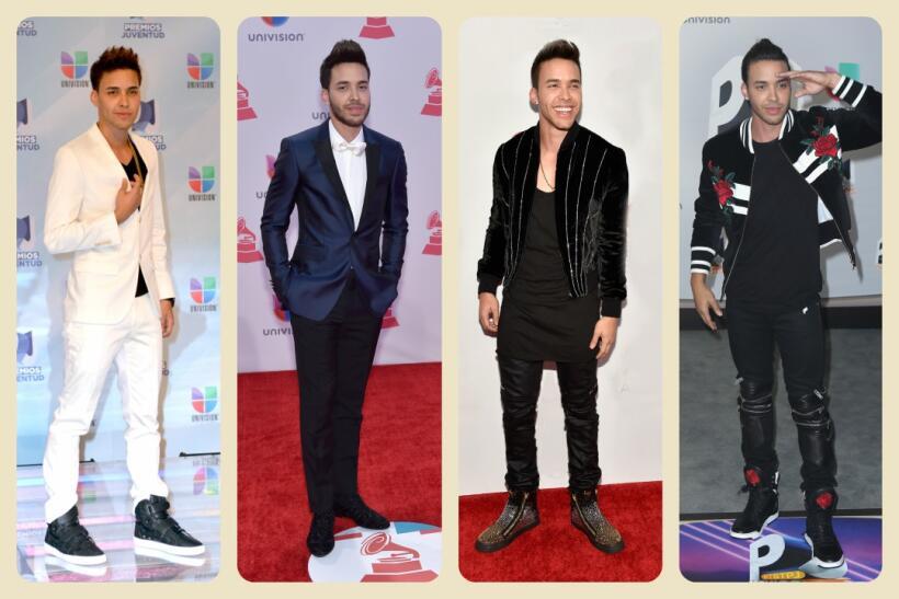 Los mejores looks de Prince Royce.
