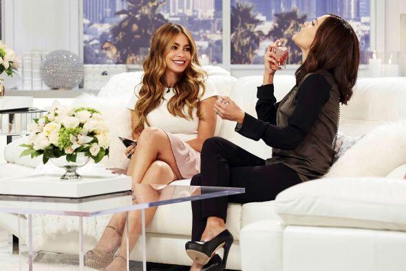 Karla Martínez charló con Sofía y comprobó que esta fragancia tiene much...