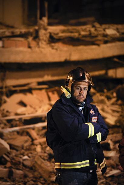 El organismo está especializado en tareas de búsqueda y rescate de perso...