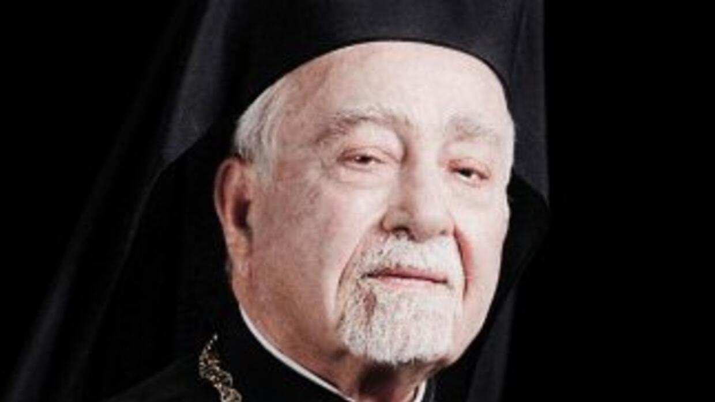 Chedraoui Tannous, arzobispo ortodoxo mexicano. Foto: Iglesia Ortodoxa M...