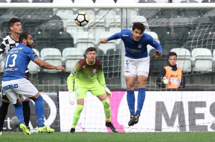 (Liga NOS) Boavista 1-[0] Feirense: ¡Debutó! Antonio Briseño jugó su pri...