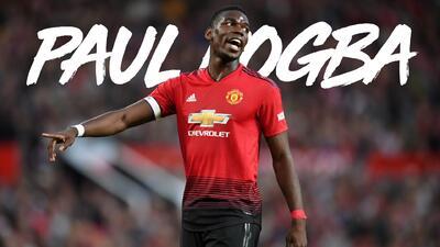Tensión en el Manchester United por Pogba, su representante prendió la mecha