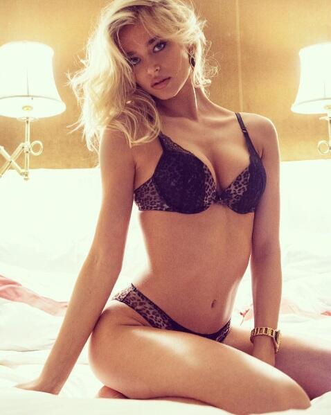 Sofija es una top model que actualmente es novia del jugador del Inter d...