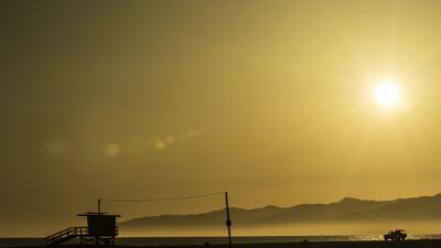 Emiten aviso por calor extremo en el sur de California