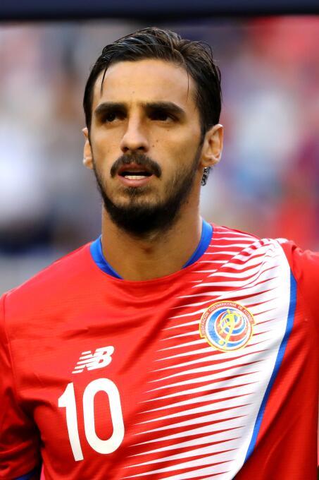 Costa Rica: el capitán Bryan Ruíz y el entrenador Oscar Ramírez votaron...