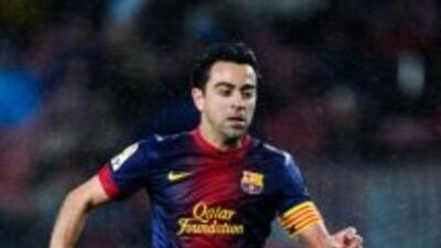 Xavi reconoció que Mourinho era una motivación extra para el Barcelona.