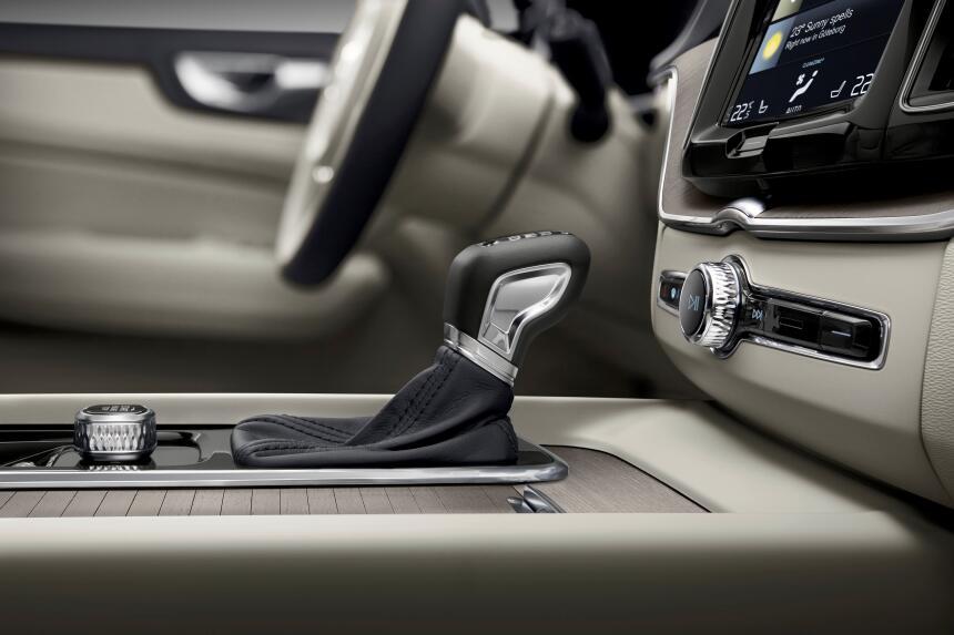 Las armas de la nueva Volvo XC60 son belleza y alta tecnología  205049_T...