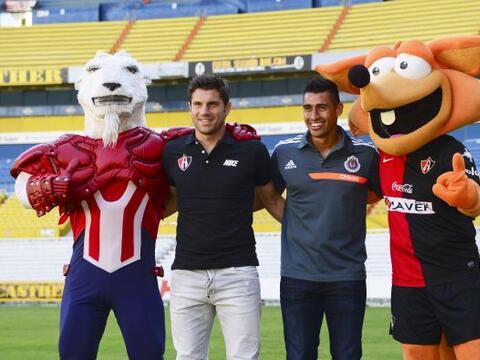 Atlas y Chivas se unieron para mandar un mensaje a las dos aficiones don...