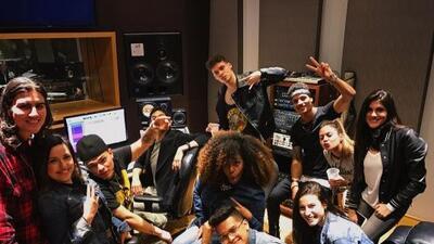 Fotos de La Banda - Reality Show | La Banda ENSAYOS1212.JPG