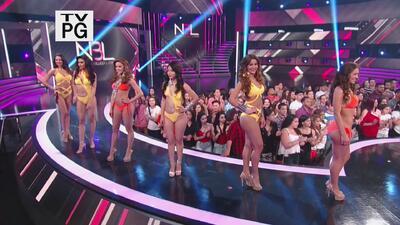Nuestra Belleza Latina segundo show