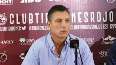 ¡Que siempre sí!: Robert Dante Siboldi fue presentado como técnico de Veracruz