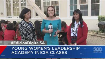 Young Women's Leadership Academy inicia clases