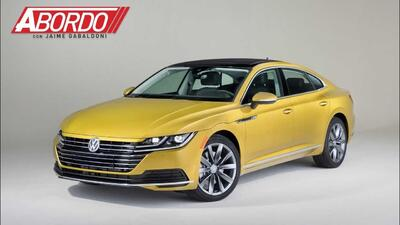 Chicago Auto Show: Volkswagen Arteon 2019