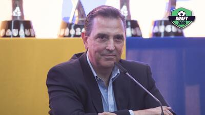 Miguel Ángel Garza confirmó que de un momento a otro se oficializará el regreso de Guido Pizarro
