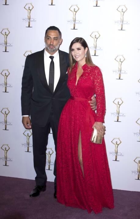 Alfombra roja Premios TVyNovelas 2017