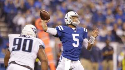 Colts 30-24 Titans: Amarga victoria para IND, quedó eliminado, TEN con 1...