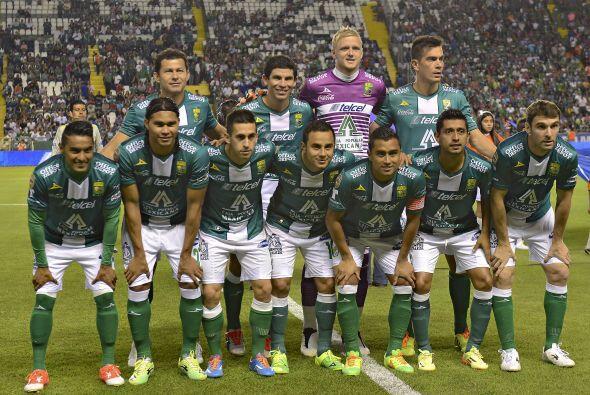 El bicampeón León espera lucir como equipo ganador y aspirante a títulos...