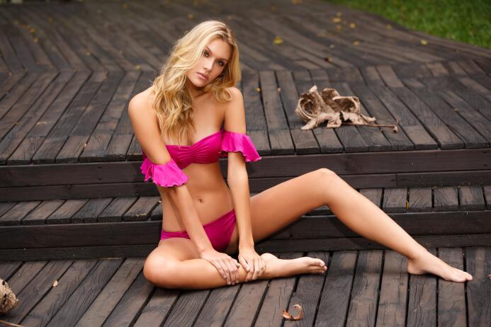 Alejandra Navarro, la seductora colombiana que está ansiosa de Federer y...