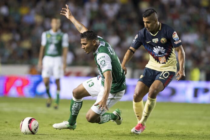 América y Chivas: Así llegan al Clásico Nacional de esta fecha 10 leon-2...
