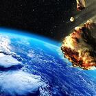 Meteoro pone en peligro al planeta