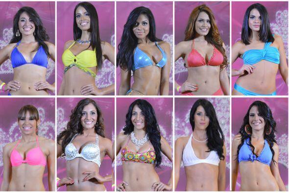 Son 10 las chicas puertorriqueñas que tendrán que buscar uno de los 12 l...