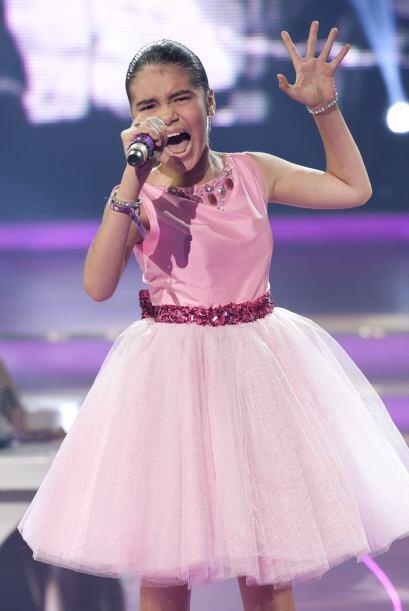 A Bianca Marroquín logró conmoverla hasta las lágrimas pues esa canción...