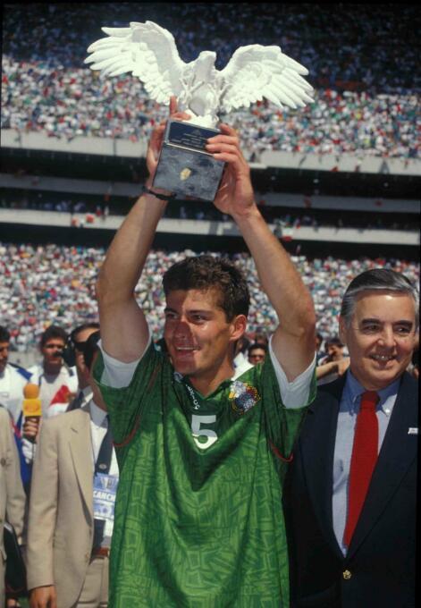 Mexicanos dominan en lista histórica de MVP's de Copa Oro Ramon Ramirez.jpg