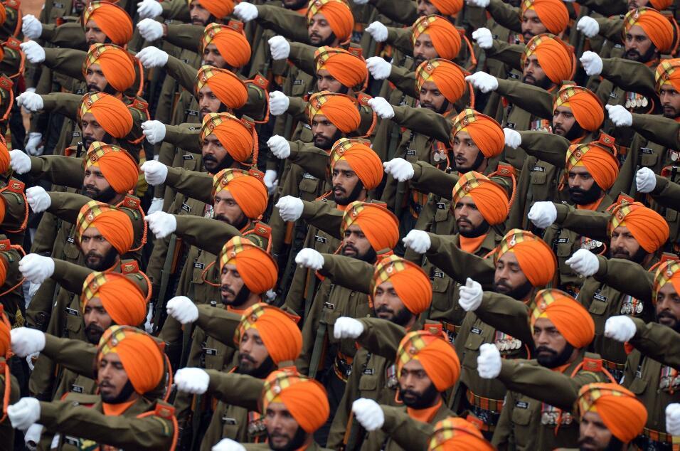Militares de India