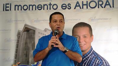 Angel Pérez, aspirante a la alcaldía de Guaynabo