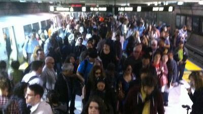 Residentes de la Bahía han expresado su descontento por el congestionami...