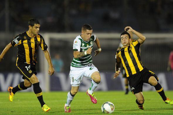 Mauro Cejas fue uno de los jugadores más desequilibrantes y participativ...