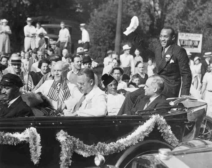 Histórico: cuando Jesse Owens humilló a Hitler en los Olímpicos de Berlí...