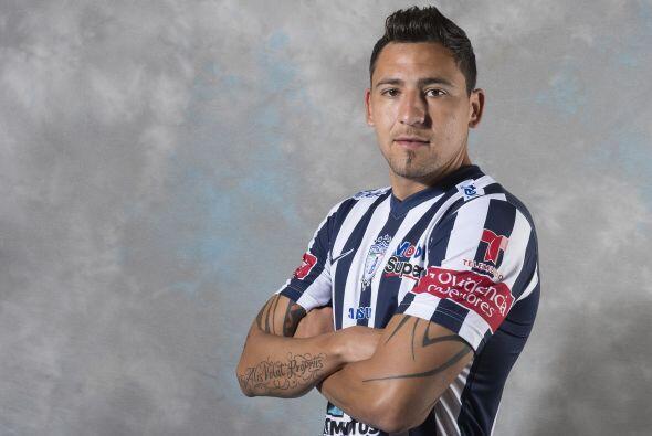 Otro que llega a Tigres es el delantero Abraham Darío Carreño quien jugo...