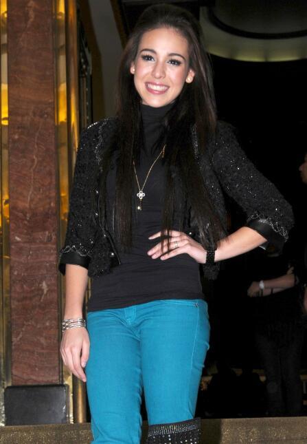 Danna Paola es criticada por una fotografía en la que revela algunos &#3...