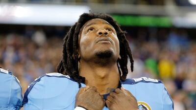 Chris Johnson busca su segundo equipo en la NFL (AP-NFL).