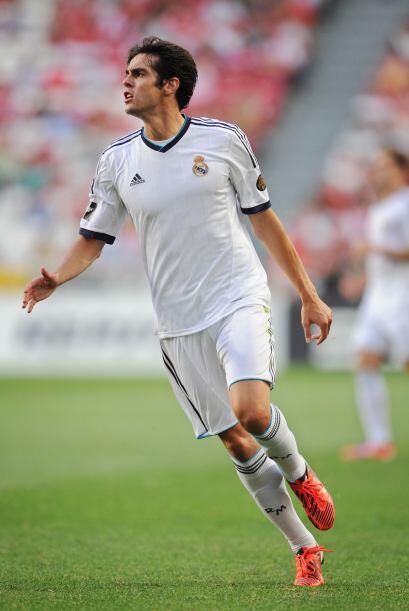 Por último, las opciones de Kaká se ven agotadas pues en e...
