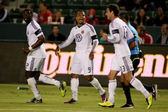 San Jose Earthquakes le ganó con claridad  2 a 0 al Chicago Fire, equpo...