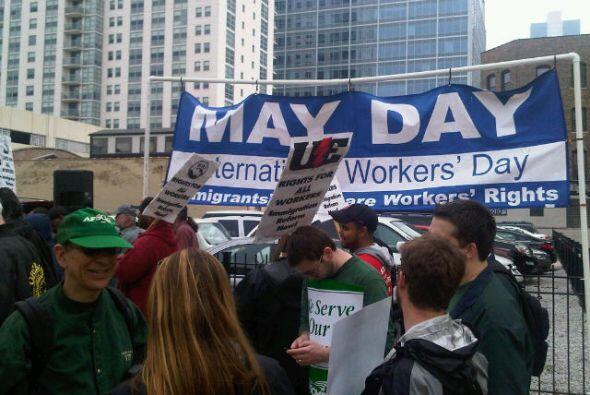 Marcha 1 de mayo