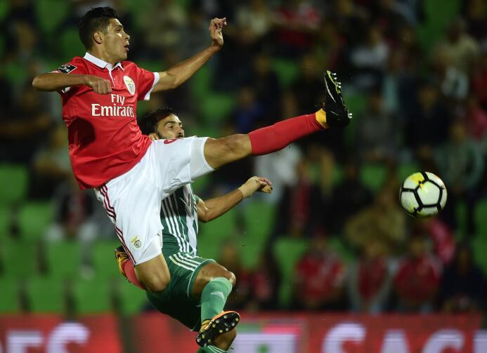 Liga NOS / Rio Ave 1-[1] Benfica: aunque ha demostrado un buen nivel, Ra...