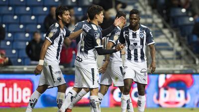 En fotos: Monterrey ganó y se pone de líder solitario en el grupo 3 de la Copa MX