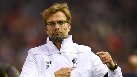 Jürgen Klopp festejó la impresionante victoria de su equipo