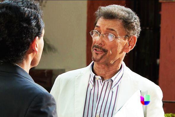 Conoció a un importante hombre de negocios que tiene inmensas ganas de p...