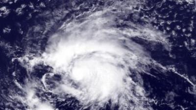 El fenómeno localizado al oeste de África se podría convertir en huracán...