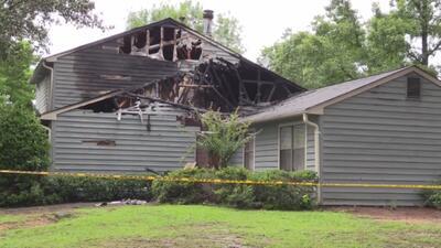 Tormentas dejan estragos en el condado de Gwinnett