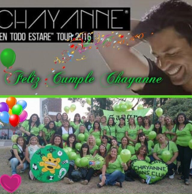 Fiesta virtual Chayanne